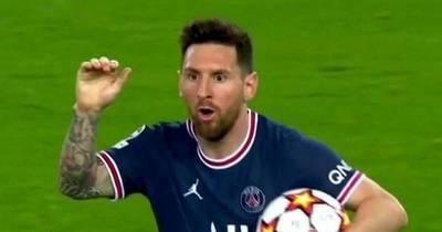 La Nación / Doblete de Messi, en remontada
