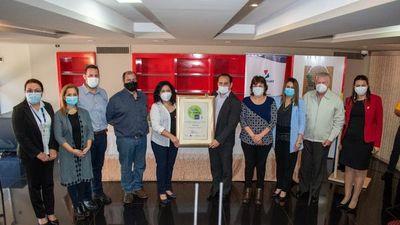 Encarnación recibió el sello Safe Travels como destino turístico seguro