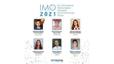 Paraguayo obtiene bronce en Olimpiada de Matemáticas
