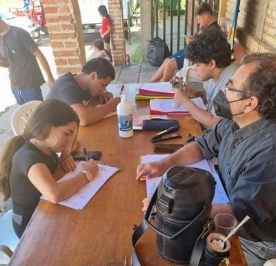 Bañado Tacumbú: jóvenes serán capacitados laboralmente