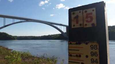 Navegabilidad en el río Paraná está garantizada con aumento de su caudal
