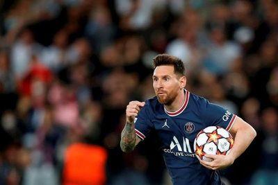 Messi rescata al PSG ante Leipzig