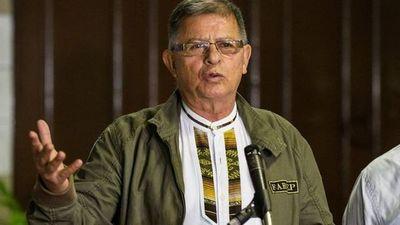 Exlíder de las FARC, vinculado al secuestro de Cecilia Cubas, fue detenido en México