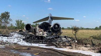 Un avión se estrella en EEUU y sobreviven las 21 personas a bordo