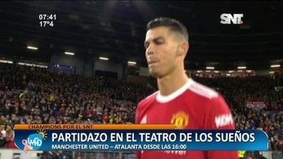 Partidazo en el Teatro de los sueños: Manchester United vs Atalanta