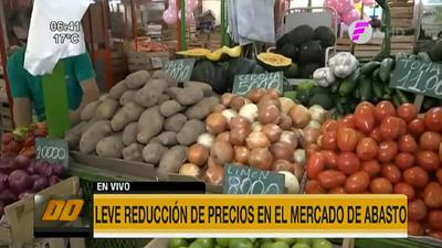 Mercado de Abasto cumple 40 años con leve reducción de precios