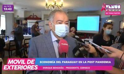 Economía del Paraguay en la post pandemia