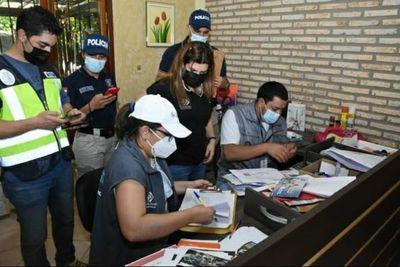 Operativo Apia: Desbaratan organización criminal dedicada a la trata de personas