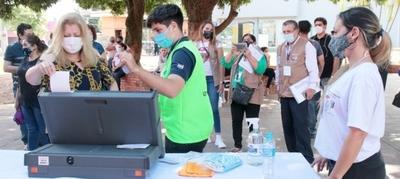 Proyecto de pasantías cívico – electorales involucró a más de 2.200 estudiantes
