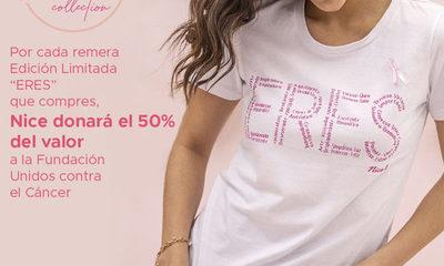 Pink Power Collection: Moda que salva vidas