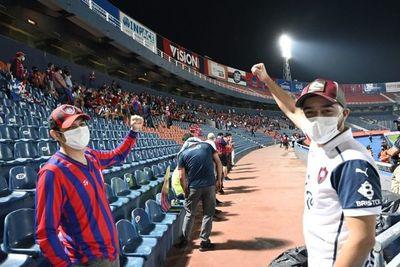 Cerro Porteño-Olimpia: canje preferencial para vitalicios y socios al día