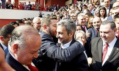 Proponen que Mario Abdo sea candidato a Presidente de la ANR