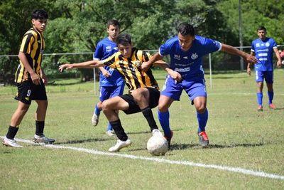 Sub 19: Guaraní, líder momentáneo de la categoría
