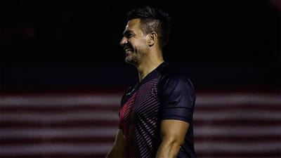 Iván Almeida empieza a trabajar con el plantel de River Plate