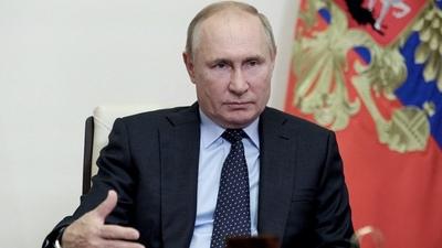 Putin autorizó una semana no laborable en Rusia ante el fuerte avance del coronavirus