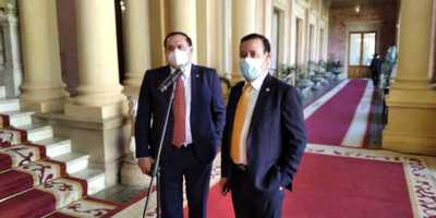 Dirigencia pide a Mario Abdo que se candidate a la Junta de Gobierno