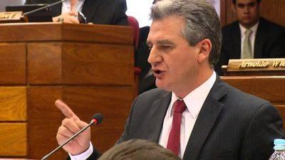 Abdo evalúa la posibilidad de presidir la ANR, según Bacchetta