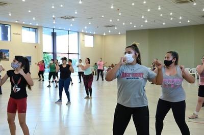Prosiguen actividades recreativas en el Barrio San Francisco de Asunción