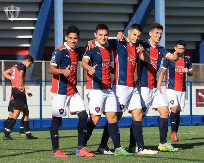 Cerro Porteño goleó en Reserva y Olimpia sigue con marcha perfecta