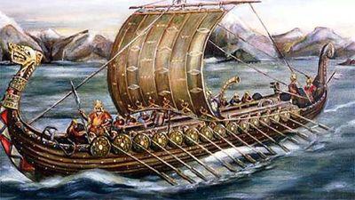 Los vikingos ya estaban en América hace 1.000 años, según estudio
