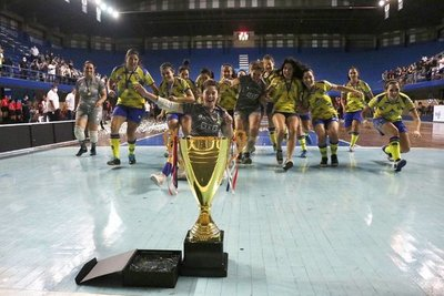 Sport Colonial se consagra campeón de la Liga Femenina de Futsal