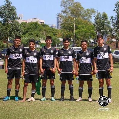 Sub 15: goleada de Olimpia a River Plate