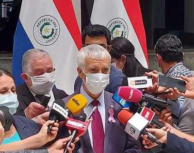 """Embajador mexicano justifica liberación de Granda: """"Código rojo no es una orden de detención"""""""