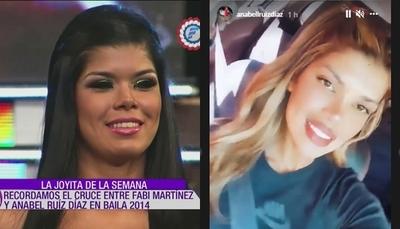 El cambio de radical de Anabel Ruiz Diaz