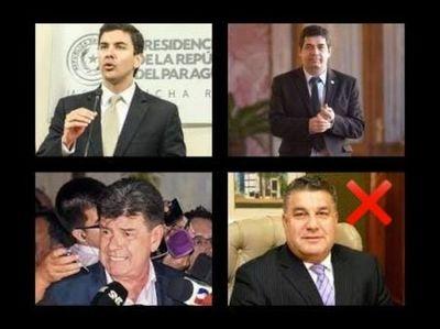 Presidenciales 2023: Harrison descabalga de candidatura por PLRA y ANR tiene dos chapas a elegir