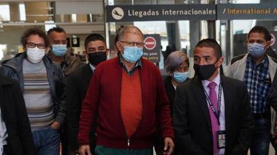 Confirman que Rodrigo Granda ya se encuentra en Colombia y Paraguay pedirá explicaciones