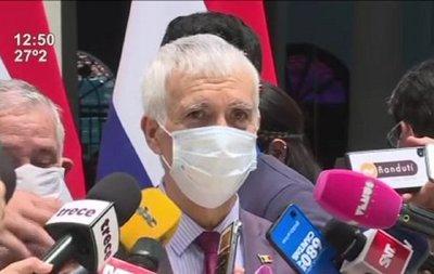 "Embajador de México en Paraguay afirmó que Rodrigo Granda ""no pisó territorio"" mexicano"