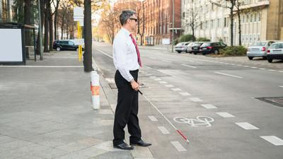 Científicos buscan voluntarios ciegos para una investigación pionera que estimula la visión