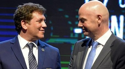 La FIFA convoca una cumbre mundial sobre el 'futuro del fútbol'
