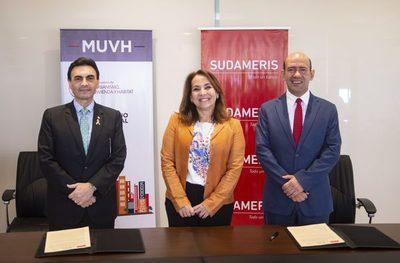 Sudameris confirma alianza con el MUVH para impulsar acceso a la primera vivienda