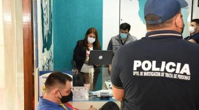 Detienen e imputan a una pareja acusada de enviar y explotar sexualmente a paraguayas en España
