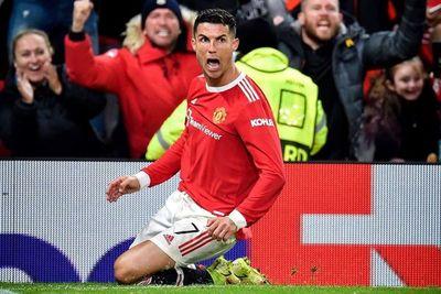 El United y Cristiano apagan un incendio