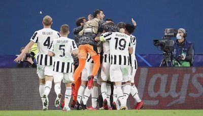 Victoria a la italiana de la Juventus