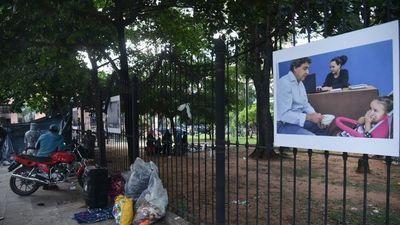 Denuncian ola de robos en librerías de la Plaza Uruguaya