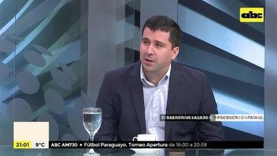 """Villarejo se anima a carrera presidencial y no desea que un liberal encabece la """"chapa"""""""