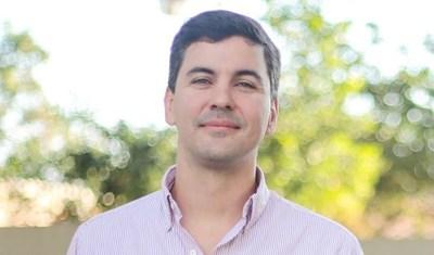 Santi Peña confirma su dupla con Alliana para las elecciones del 2023