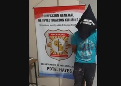Detienen a presento homicida en Remansito