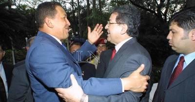 La Nación / Federico Franco acusa a Nicanor de haber recibido dinero de Chávez