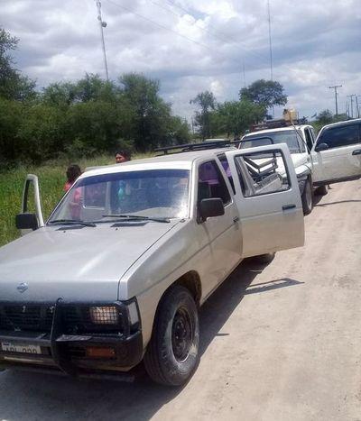 Denuncian hurto de camioneta en Fernando de la Mora