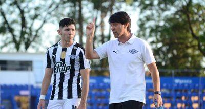 Julio Enciso valora la goleada para 'ganar confianza' y 'unir al grupo'