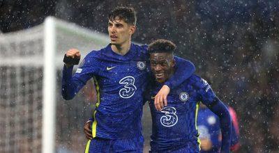 Chelsea cumple con goleada al Malmö, pero teme por Lukaku y Werner