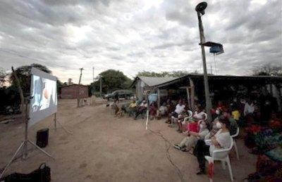 Crónica / Documental estrenado en el Chaco paraguayo