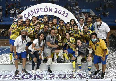 Futsal FIFA Femenino: Colonial consigue su quinta copa