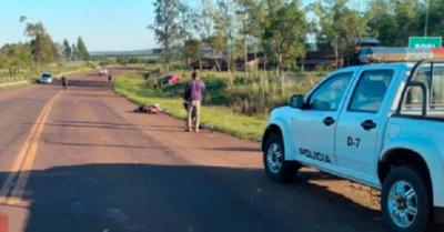 Adolescente muere tras ser embestida por camioneta camino al colegio