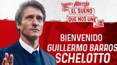 Confirman a Barros Schelotto en la Albirroja hasta finales de la Copa América