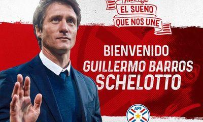 Barros Schelotto es nuevo entrenador albirrojo